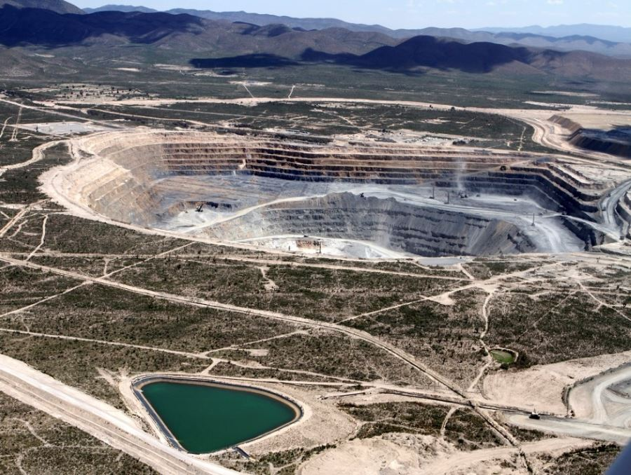 Penasquito mine, Mexico. Source: royalgold.com