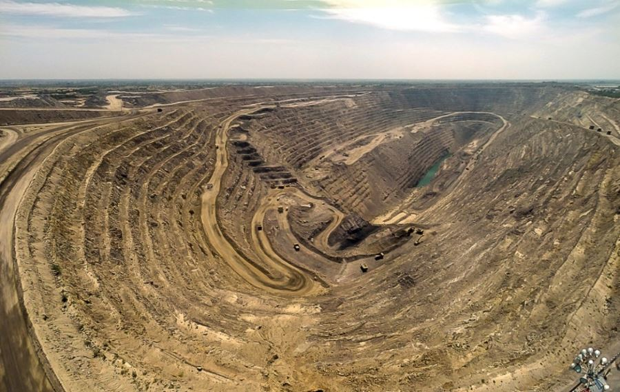 Rampura Agucha mine, India. Source: miningandconstruction.com
