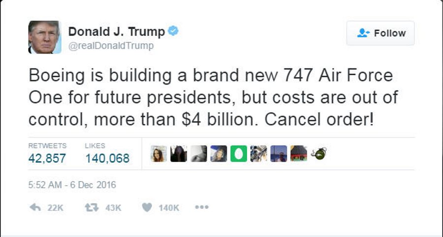 donald-trump-boeing-tweet