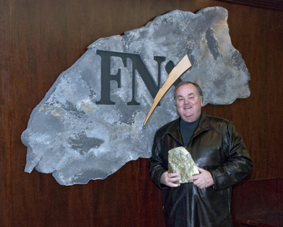 Terry McGibbon (2007 - CEO of FNX Mining)