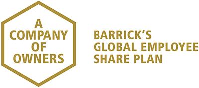 Barrick's Global Employee Share Plan
