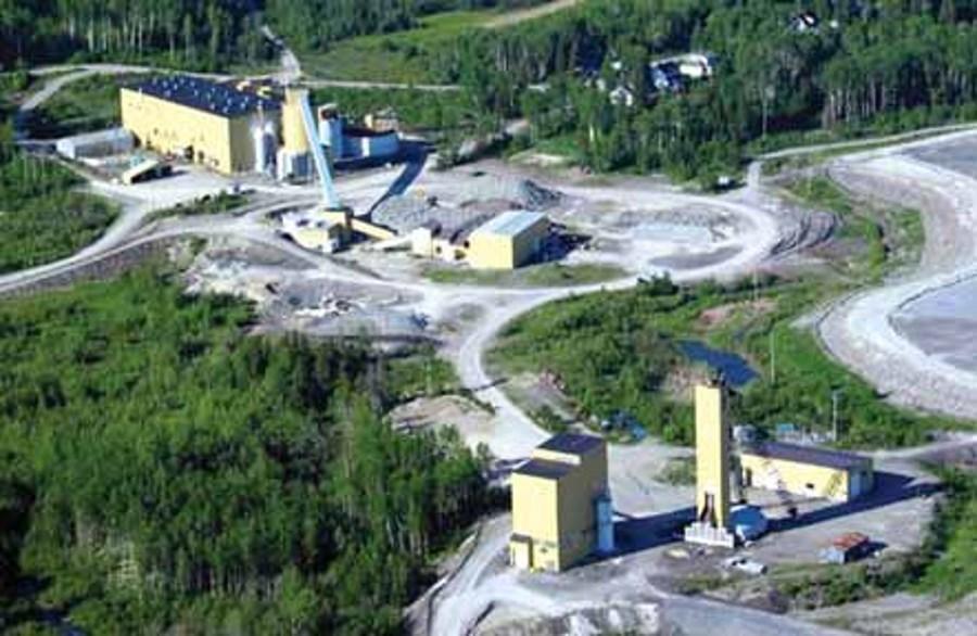 Macassa operations, Canada. Source: klgold.com