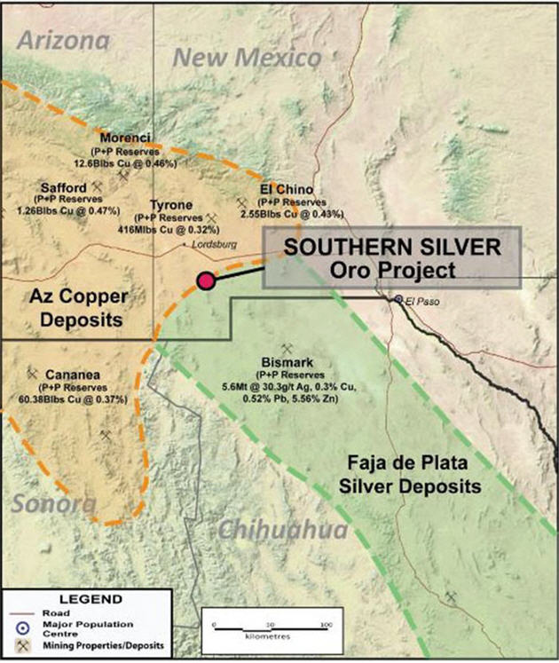 High-grade gold discovery in New Mexico doubles the opportunities ...