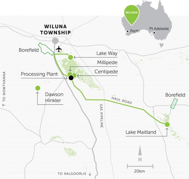 Western Australia about to get its first uranium mine
