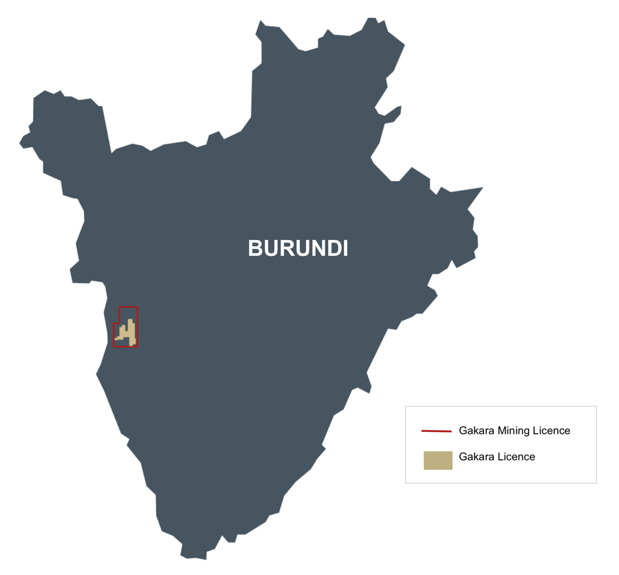 New rare earth miner lists in London, raises $10 million for Burundi project