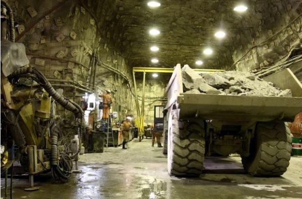 Underground workshop, CSA Mine, Cobar, New South Wales, Australia. Source: Glencore.com