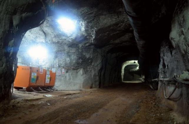 Kinsenda underground copper mine, DRC. Source: Metorex Group
