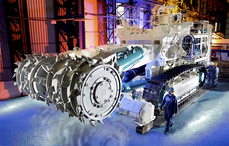 World's first seabed mine to begin production in 2019