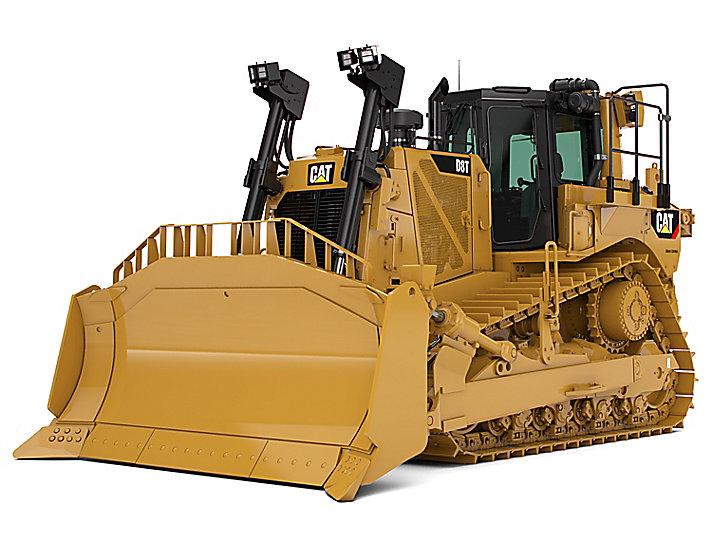 CAT's DT8 dozer