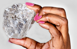 Lucara Diamond lowers output target for the year, but pays divvy