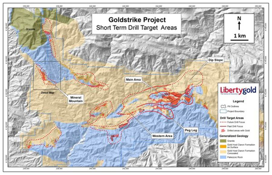 Top gold scientists solve mining's growth problem - Goldstrike Project