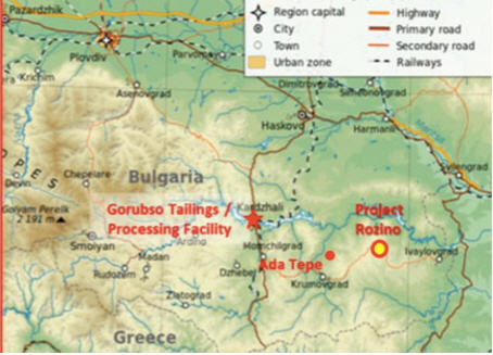 Velocity Minerals: exciting gold play in Bulgaria – MINING COM