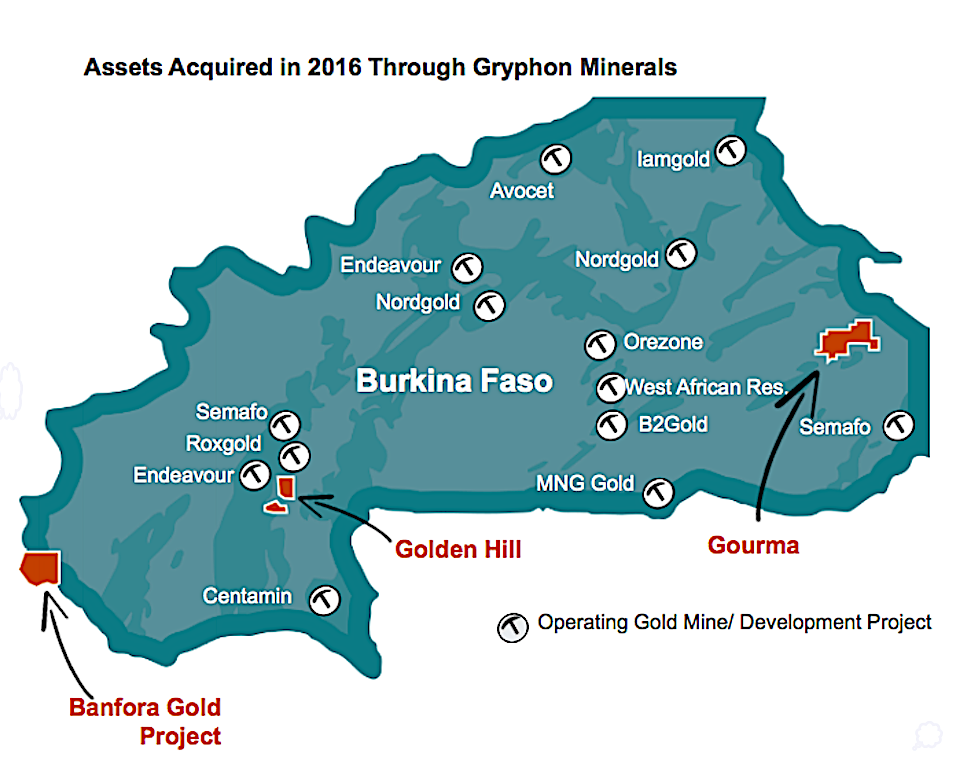 Burkina Faso mine to boost Teranga's annual gold output by 50%