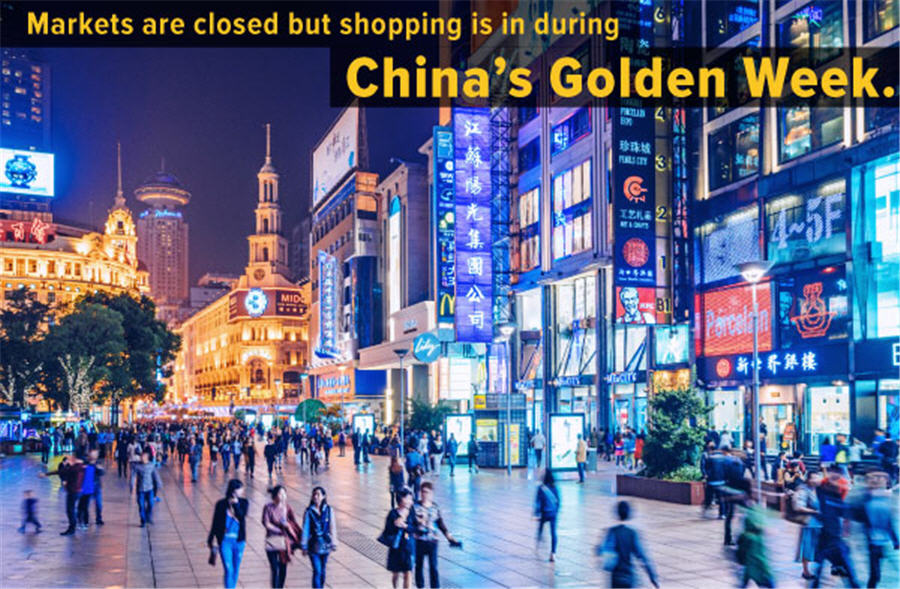 This could be a no-brainer gold buying opportunity - China's Gold Week
