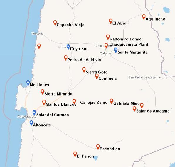 Chile quake lights fire under copper price