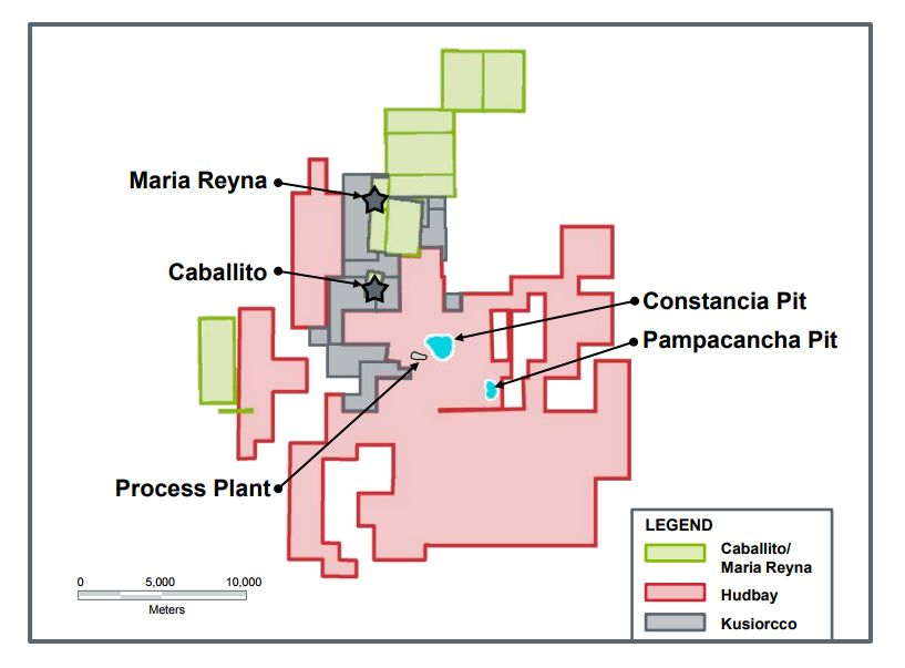 Hudbay Minerals expands footprint in Peru