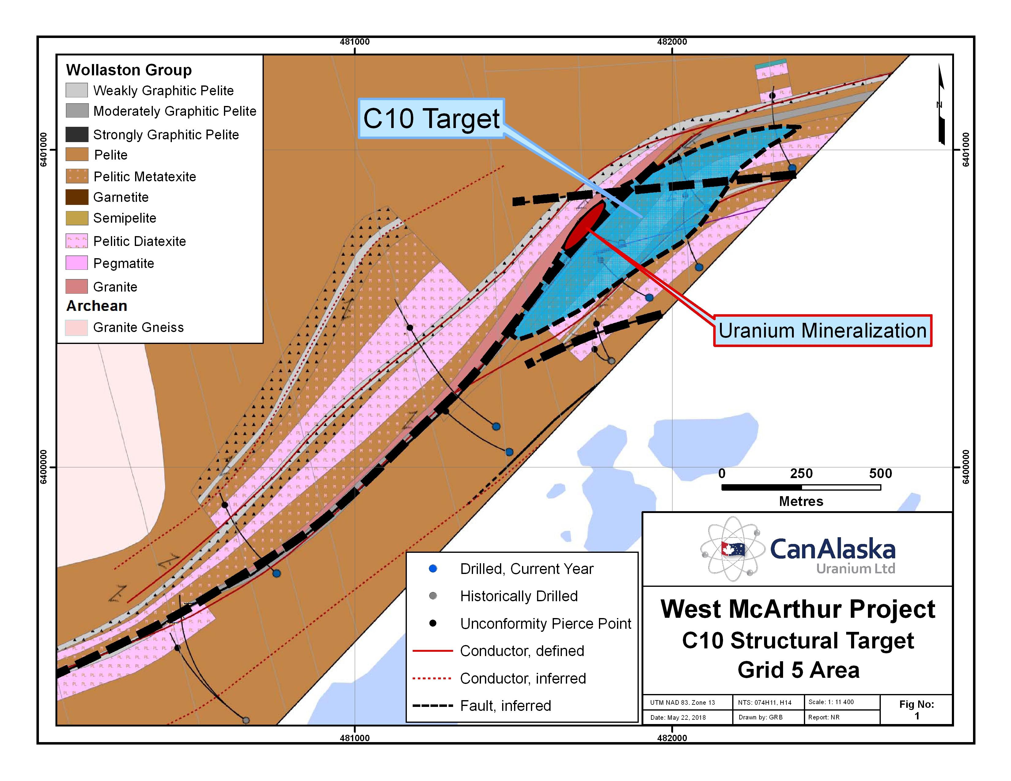 CanAlaska Uranium, Cameco make headway at West McArthur project