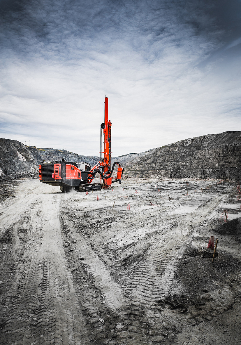 New Leopard™ DI650i: more intelligent DTH surface drilling – Page