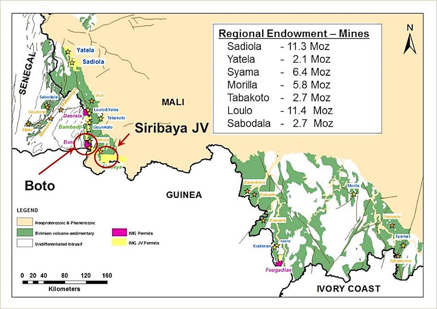 Iamgold to apply for mining concession at 'promising' project in Senegal