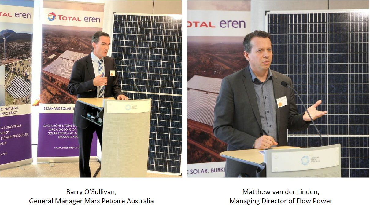 Total Eren Launches Construction Of It S First Solar Pv