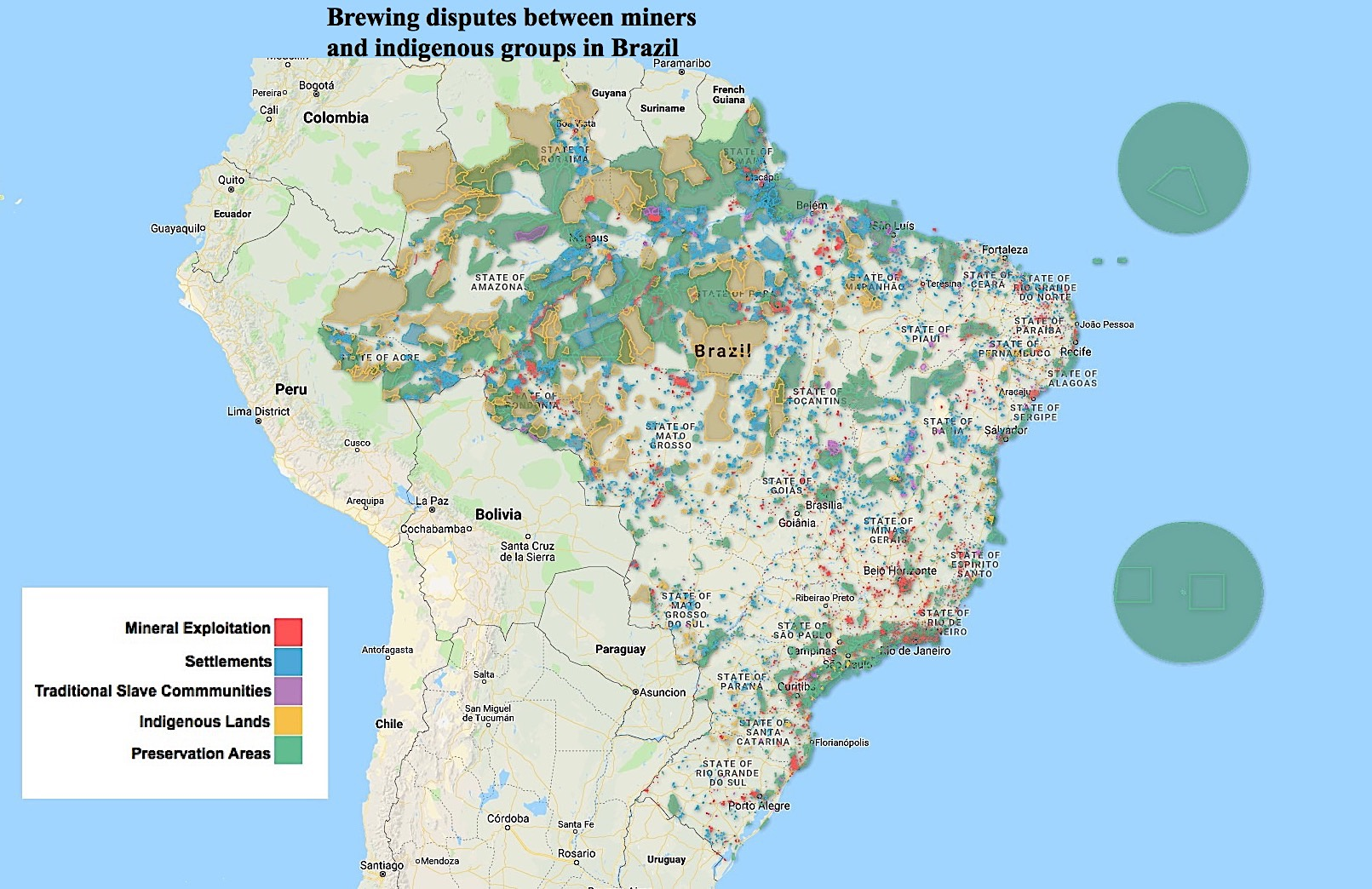 Amazon's riches up for grab as Brazil to open indigenous reserves to mining